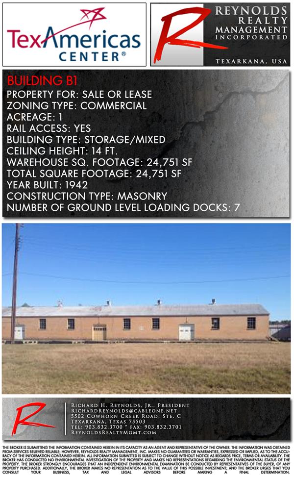 Industrial Building B1