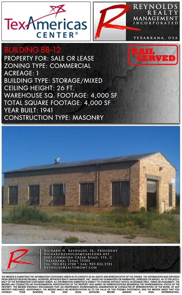 Industrial Building BB12