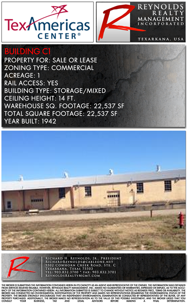 Industrial Building C1