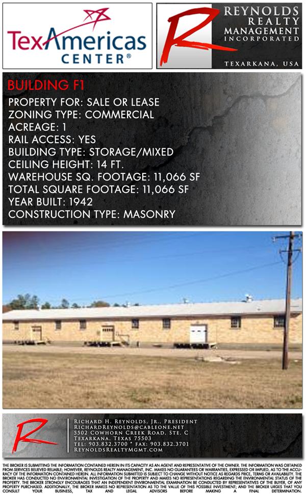 Industrial Building F1