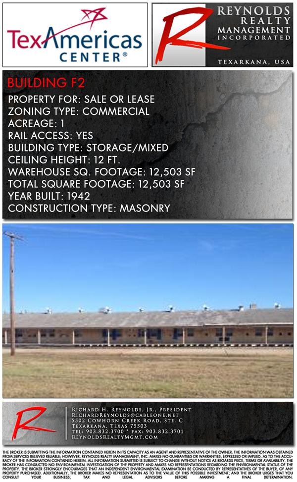 Industrial Building F2