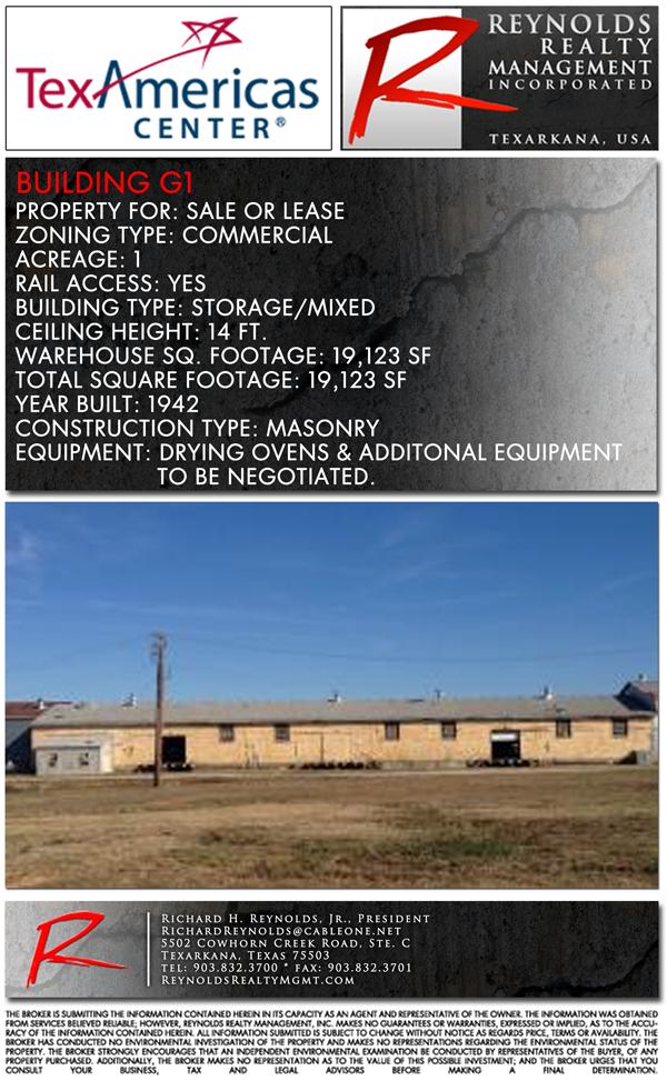 Industrial Building G1