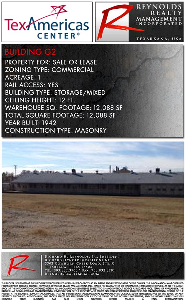 Industrial Building G2